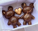 Special chocolate mold - Teddy bear | BWB