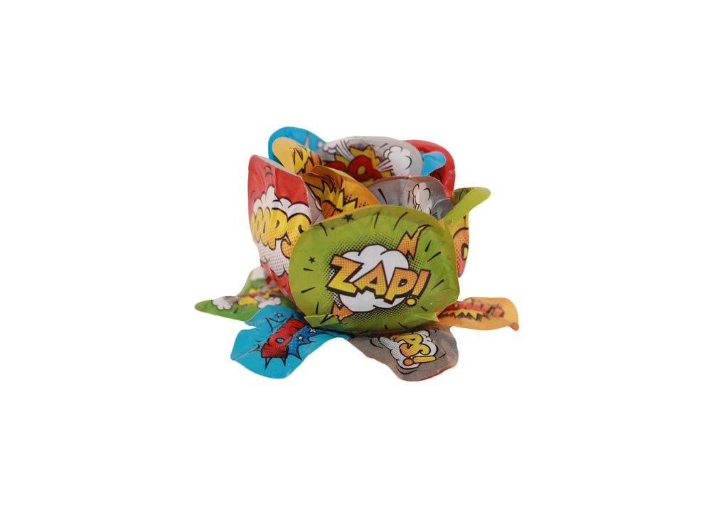Truffle Wrapper - Superheroes - Forminha decorada para doces - Decora Doces - Herois