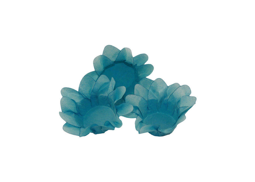 Truffle Wrapper - Tiffany Lily - Forminha decorada para doces - Decora Doces - Lirio Tiffany
