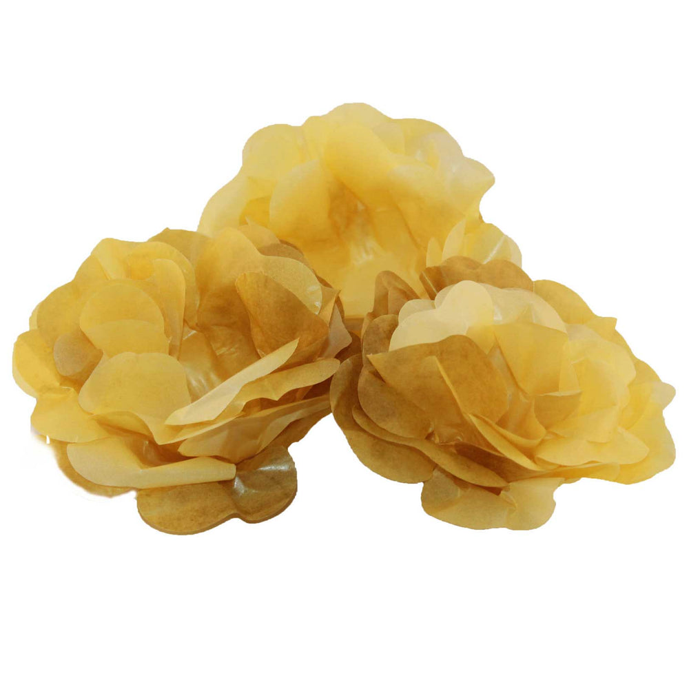 Truffle wrapper - Fashion Stefani - Yellow gradient - 40 pcs | Maxiformas