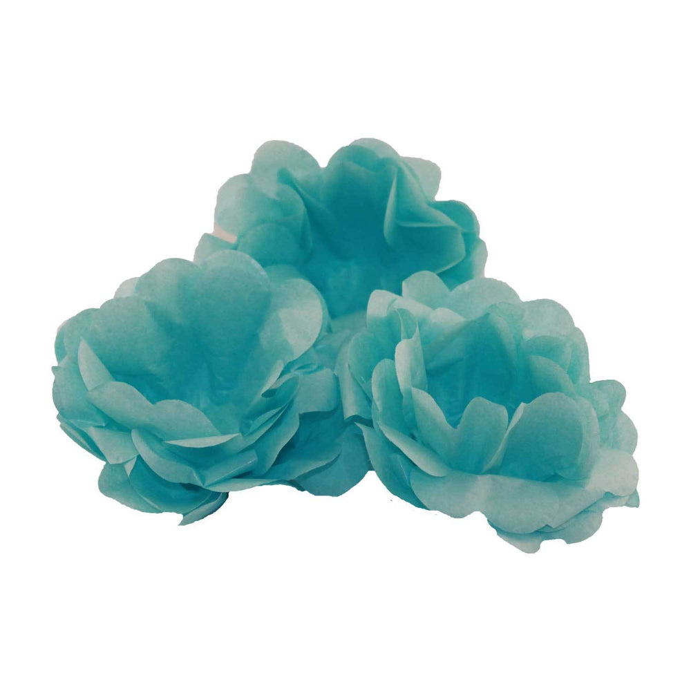 Truffle wrapper - Fashion Stefani - Light blue - 40 pcs | Maxiformas