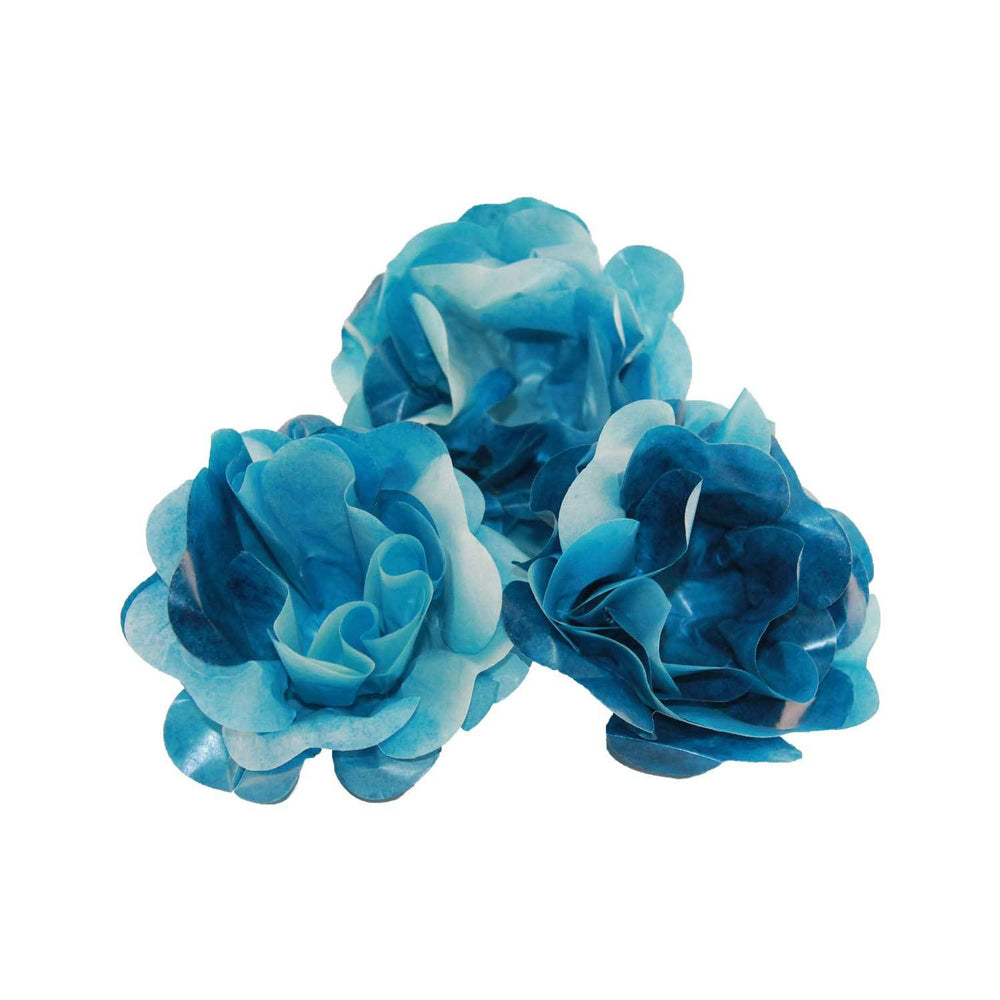 Truffle wrapper - Fashion Stefani - Blue gradient - 40 pcs | Maxiformas