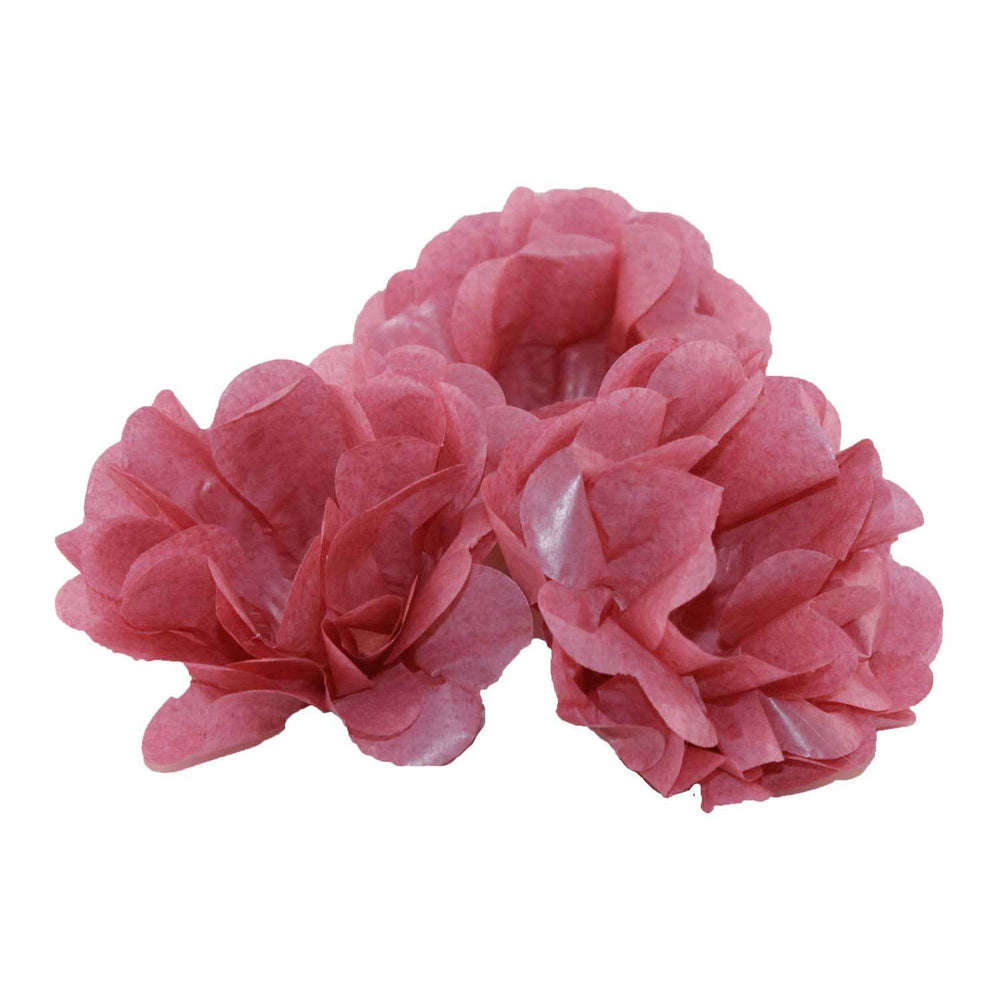 Truffle Wrapper - Old rose - Forminha decorada para doces - Maxiformas - Fashion Stefani rosa velho