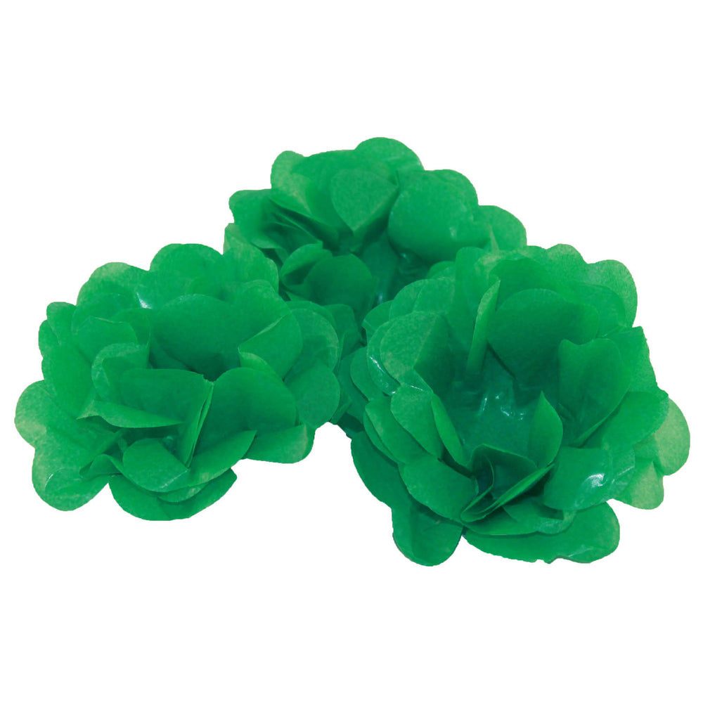 Truffle Wrapper - Dark green - Forminha decorada para doces - Maxiformas - Fashion Stefani verde escuro