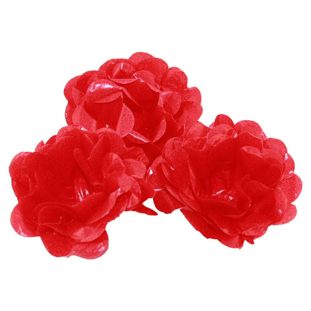 Truffle wrapper - Fashion Stefani - Red - 40 pcs | Maxiformas