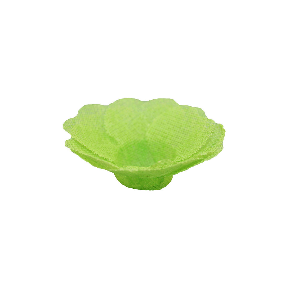 Truffle Wrapper - Light green - Forminha decorada para doces - Maxiformas - Tropical Coracao verde claro