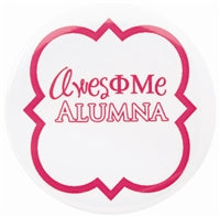 Awesome Alumna Button