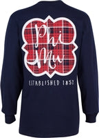 Plaid Longsleeve