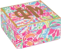 Lilly Lacquer Box