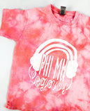 Tie Dye It Yourself Tee's (ALL WHITE)