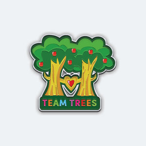 Team Trees Collectable Pin