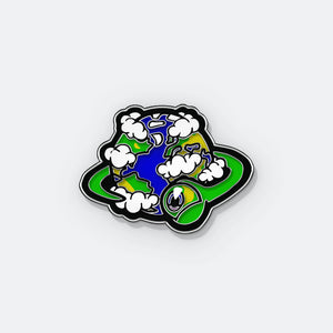 Septiceye Sam EDF Pin