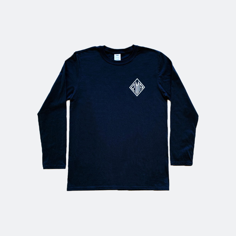 PMA Diamond Long Sleeve Tee