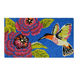 Hum hum like a Humming Bird coir doormat
