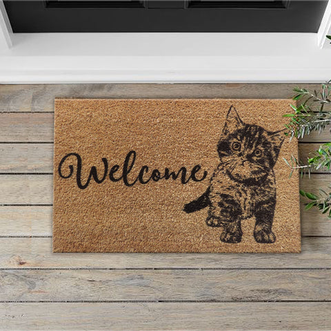 Kitty Welcome