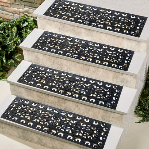 Rubber Step Mat