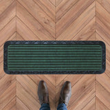 Polypropylene anti-skid step mat