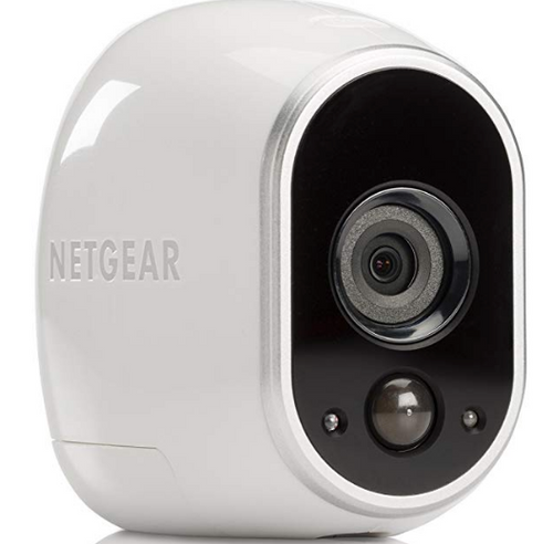 Arlo Smart Home - Add-on HD Security Camera, 100% Wire-Free, Indoor/Outdoor with Night Vision by NETGEAR(DE)