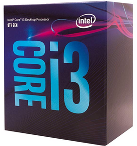Intel 65W 300 Serie Core i3-8100 Coffee Lake Quad-Core 3,6 GHz LGA 1151 Intel UHD Grafik 630 Desktop-Prozessor Modell BX80684I38100(DE)