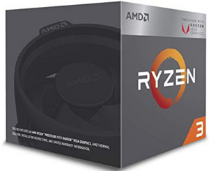 AMD Ryzen 3 2200G Processor with Radeon Vega 8 Graphics(EN)
