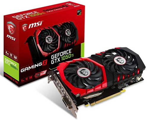 Msi Gaming GeForce GTX 1060 Grafikkarte, 6 GB, GDDR5, DirectX 12, VR-geeignet (GeForce GTX 1060 Gaming X 6G)(DE)