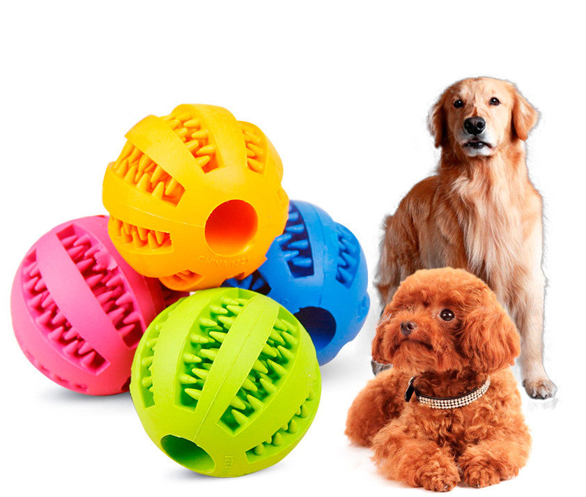 Dog Dental Care Ball