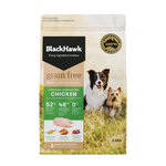 Black Hawk Grain Free Chicken