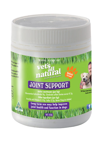VETS ALL NATURAL JOINT SUPPORT