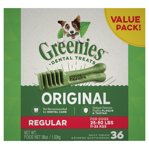 GREENIES Dog Original Value Pack Regular 1kg