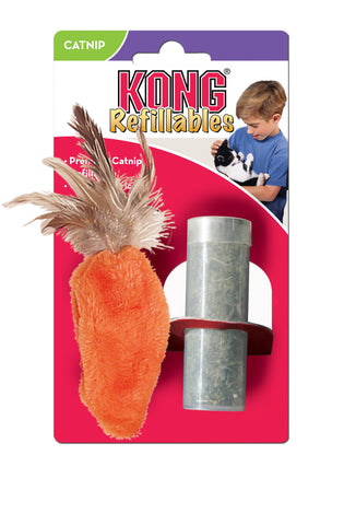 KONG CAT FEATHER TOP CARROT