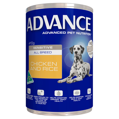ADVANCE Adult Dog All Breed Sensitive - Humble Pet Products