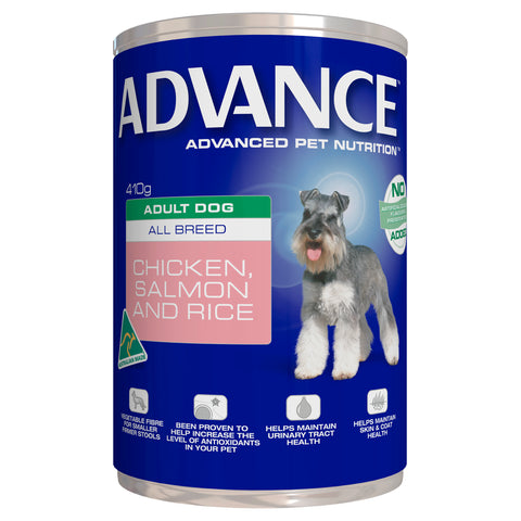 ADVANCE Adult Dog All Breed Chicken and Salmon - Humble Pet Products
