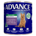 ADVANCE Adult Dog All Breed Chicken, Turkey and Rice