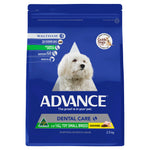 ADVANCE Adult Dog Toy Small Breed Dental 2.5KG - Humble Pet Products
