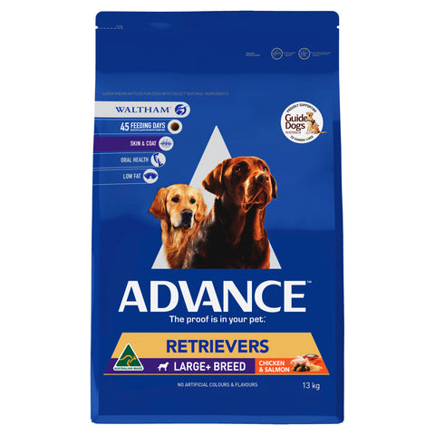 ADVANCE Adult Dog Retriever Large+ - Humble Pet Products