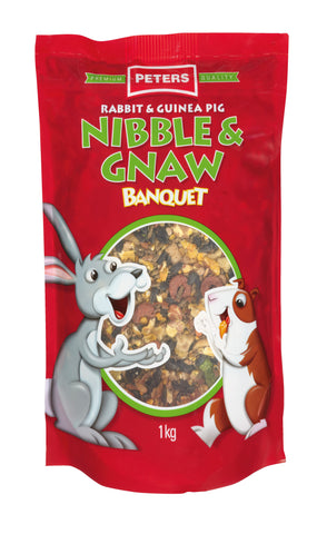 PETERS NIBBLE & GNAW