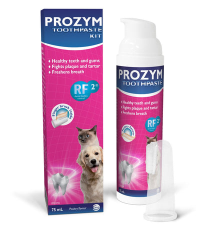 CEVA PROZYM TOOTHPASTE KIT 75ml - Humble Pet Products