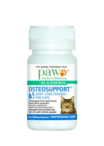 PAW OSTEOSUPPORT FOR CATS