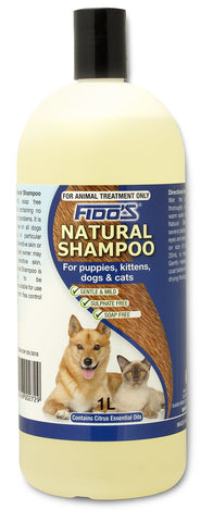 FIDO'S NATURAL SHAMPOO - Humble Pet Products