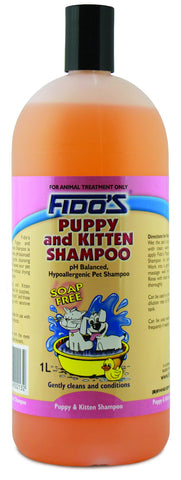 FIDO'S PUPPY & KITTEN SHAMPOO - Humble Pet Products