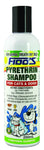 FIDO'S PYRETHRIN SHAMPOO - Humble Pet Products