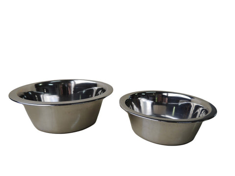 SUPERIOR ECONOMY STAINLESS STEEL BOWL