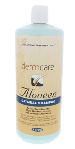 ALOVEEN OATMEAL SHAMPOO - Humble Pet Products