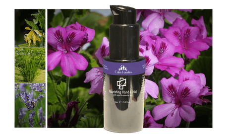 Hand & Nail Repair Cream with Essential Oils