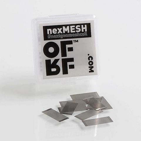 OFRF nexMesh Mesh Strips to suit Wotofo Profile RDA