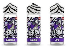 Zebra Juice zillionz 50ml