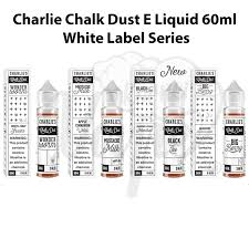 Charlies CHALK DUST E-LIQUID 60ml