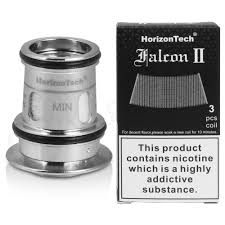 Horizon Falcon 2 Sector mesh Replacement Coils 3 pack