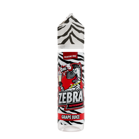 Zebra Juice Refreshmentz 50ml