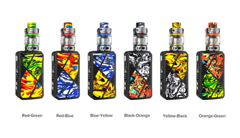 Freemax Maxus 200w Kit with free bubble glass